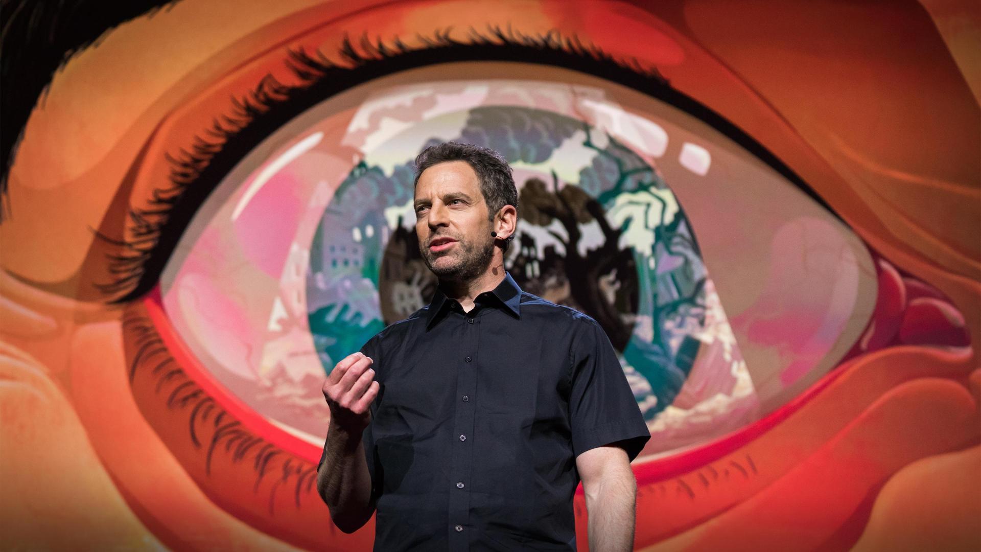 Sam Harris Ted Talk